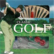 Cover of: Classic Golf (Kitchen Craft and Boys Toys!) |