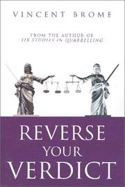 Cover of: Reverse Your Verdict