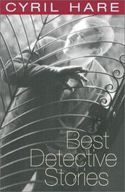 Cover of: Best Detective Stories