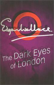 Cover of: The dark eyes of London