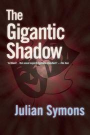 Cover of: The Gigantic Shadow