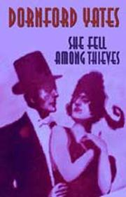 Cover of: She Fell Among Thieves | A. J. Smithers