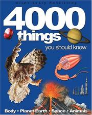 Cover of: 4000 Things You Should Know (Flexibacks)