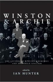 Cover of: Winston and Archie | Ian Hunter