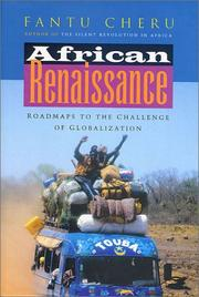 Cover of: African Renaissance: Roadmaps to the Challenge of Globalization
