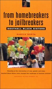 Cover of: From Homebreakers to Jailbreakers | Rahila Gupta