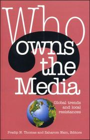 Cover of: Who Owns the Media? |