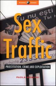Cover of: Sex traffic