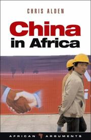 Cover of: China in Africa