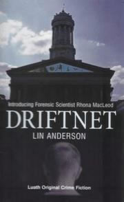 Cover of: Driftnet | Lin Anderson
