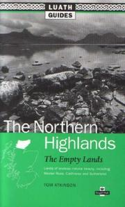 Cover of: The Northern Highlands (Luath Guides to Scotland)