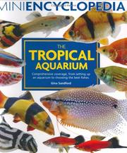 Cover of: Mini Encyclopedia of the Tropical Aquarium (Mini Encyclopedia)