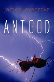 Cover of: Ant God