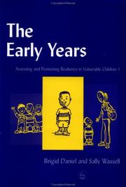 Cover of: The Early Years | Brigid Daniel