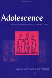 Cover of: Assessing and promoting resilience in vulnerable children |