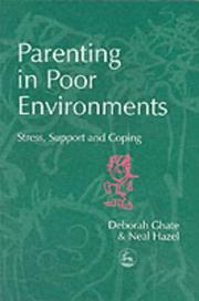 Cover of: Parenting in poor environments |