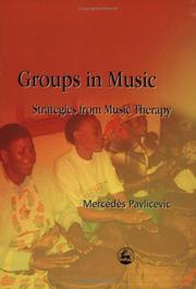 Cover of: Groups in Music | Mercedes Pavlicevic