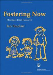 Cover of: Fostering Now