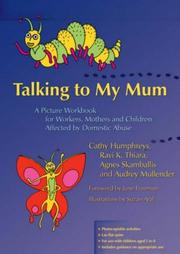 Cover of: Talking to My Mum | Cathy Humphreys