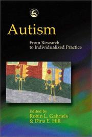 Cover of: Autism | Dina E. Hill