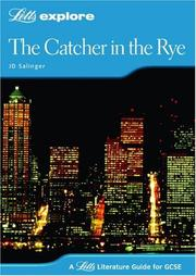 "Cover of: GCSE ""Catcher in the Rye"""