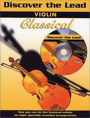 Cover of: Discover the Lead: Classical: Violin |