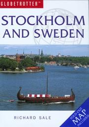 Cover of: Stockholm & Sweden Travel Pack (Globetrotter Travel Packs) | Richard Sale