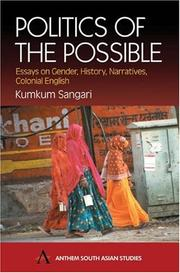 Cover of: Politics of the Possible