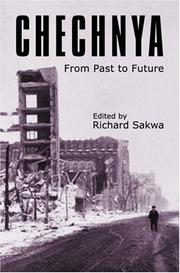 Cover of: Chechnya | Sakwa, Richard.