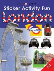 Cover of: Sticker Activity Fun