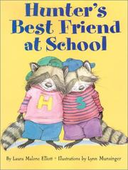 Hunter's best friend at school by Laura Elliott