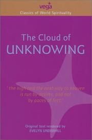 Cover of: Classics of World Spirituality: The Cloud of Unknowing (Classic World Spirituality)