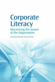 Cover of: Corporate Literacy | Anne Kauhanen-Simanainen