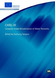 Cover of: CARE-W | Sveinung Saegrov