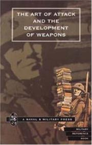 Cover of: Art of Attack And the Development of Weapons