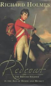 Cover of: Redcoat | Holmes, Richard
