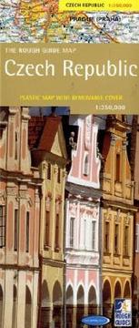 Cover of: The Rough Guide to Czech Republic Map (Rough Guide City Maps) |