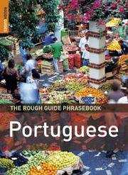 Cover of: The Rough Guide to Portugese Dictionary Phrasebook 3