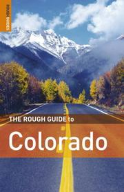 Cover of: The Rough Guide to Colorado 1