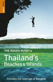 Cover of: The Rough Guide to Thailand's Beaches  &  Islands 3