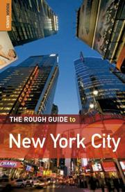 Cover of: The Rough Guide to New York City 10