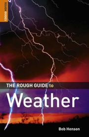 Cover of: The Rough Guide to Weather 2 (Rough Guide Reference) | Robert Henson