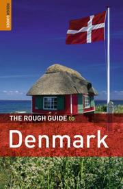 Cover of: The Rough Guide to Denmark 1