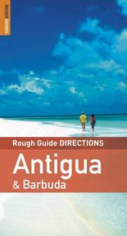 Cover of: The Rough Guides' Antigua and Barbuda Directions 2 (Rough Guide Directions)