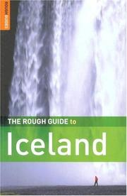 Cover of: The Rough Guide to Iceland 3 Edition (Rough Guide Travel Guides) | Rough Guides