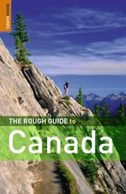 Cover of: The Rough Guide to Canada 6