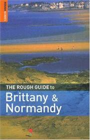 Cover of: The Rough Guide to Brittany  &  Normandy 10