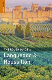 Cover of: The Rough Guide to Languedoc and Roussillon 3