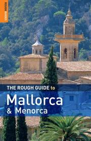 Cover of: The Rough Guide to Mallorca and Menorca 4