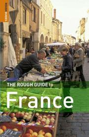 Cover of: The Rough Guide to France 10